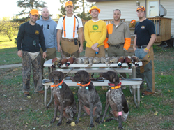 North Dakota pheasant duck deer hunting and fishing lodge